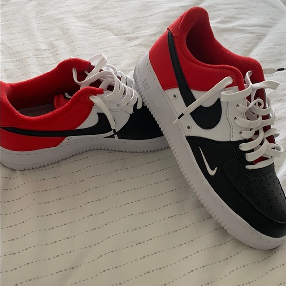 two tone air force ones
